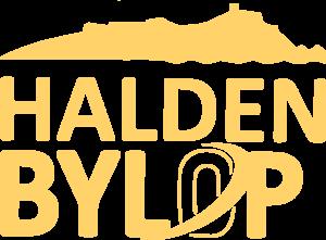 Halden byløp logo