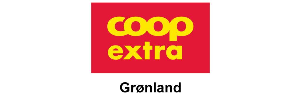 Coop Extra Grønland Logo